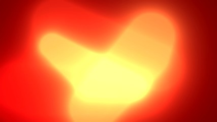 Abstract red  animation background.