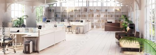 Büroflächen-Adaptation - 76544061