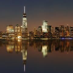 New York City night