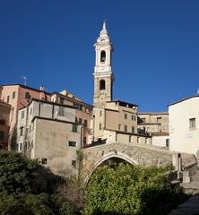 Dolcedo, a beautiful village near Imperia