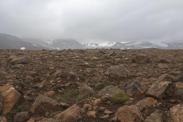 Iceland Kaldidalsvegur highlands