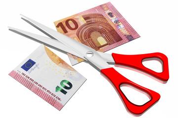 10 Euro Forbici