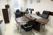 empty manager office with luxurious furniture - 76551460