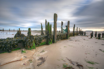 Groaned at low tide 1