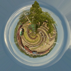 Railroad planet