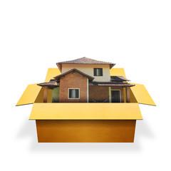 negócio imobiliário