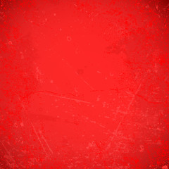 Red Retro Paper Background