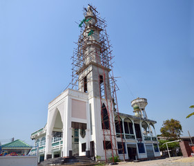 Construction and Build Mosque in Thailand