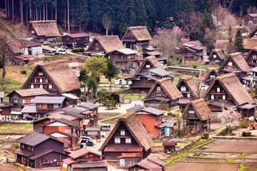 Japan - Shirakawago