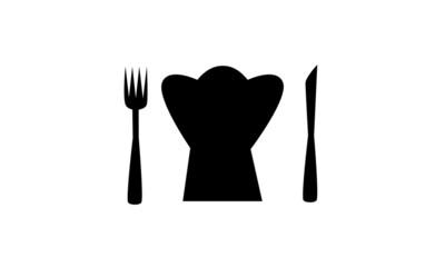 illustrazione icona chef