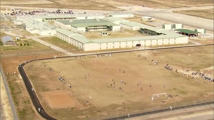 Dallas Texas Correctional Facility