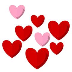 heart shaped ハート型 アイコン
