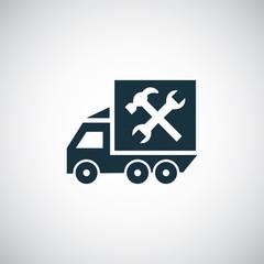 car service icon.