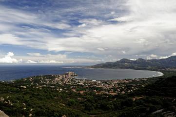 Calvi auf Korsika