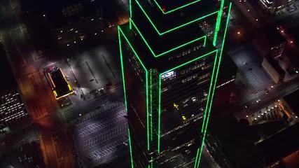 Aerial Footage Dallas Texas