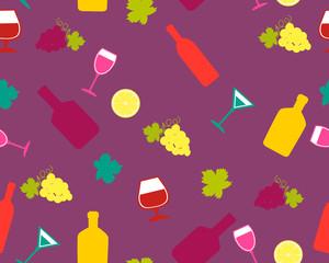 Background alcoholic beverages
