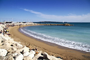 Il mare di Cannes