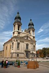Church, Papa, Hungary
