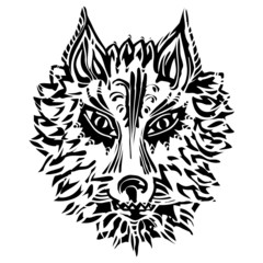 Wolf, Symbol Of Loyalty And Strength