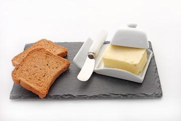 beurre et tartines