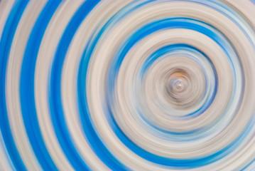 Spirale in movimento