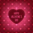 Zdjęcia na płótnie, fototapety, obrazy : Valentine's Day card