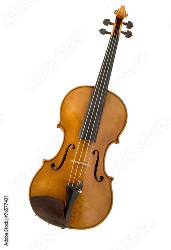 Leinwanddruck Bild Geige