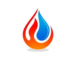 fire drop