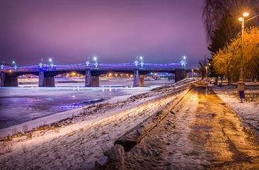 Нововолжский мост Novovolzhsky bridge