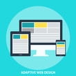 Adaptive Web Design - 76580485