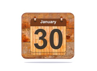 January 30.