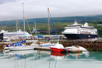 Port of akureyri, Iceland