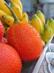 gac red fruit healthy in Thailand market