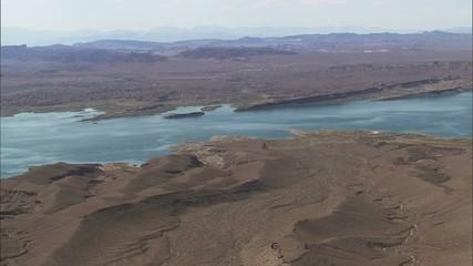 Desert Mountain Lake