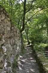 Catacombs in Aladzha. Bulgaria