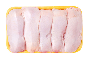 chicken meat package