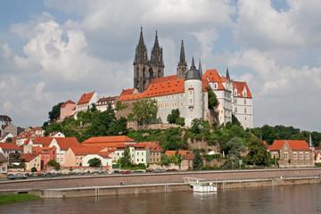 Meissen, Albrechtsburg und Dom