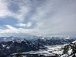 canvas print picture - Alpenblick