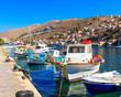 Symi Town Greece