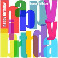 Happy Birthday collage  #150123-