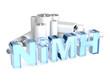 ������, ������: NiMH � Nickel metal hydride accumulator battery