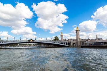 Pont Alexandre in Paris