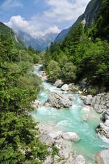 Soca / Isonzo river