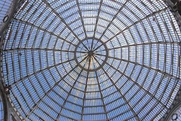 Cupola galleria Re Umberto Napoli