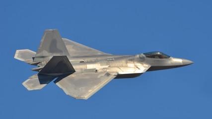 Stealth Fighter Jet
