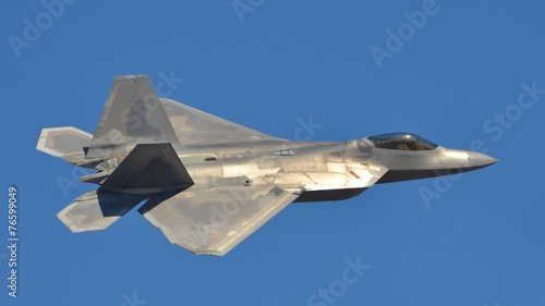 obraz PCV Stealth Fighter Jet