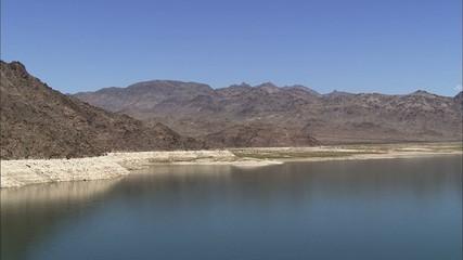 Desert Mountains Lake