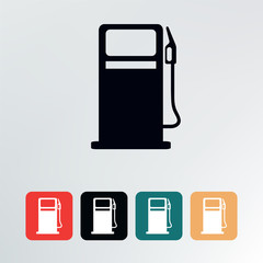 gas station Icon.