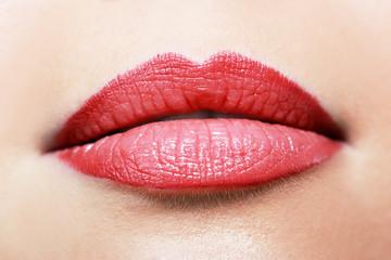 female lips