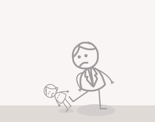Doodle : Woman Violence